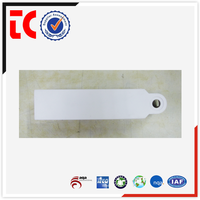 China OEM Aluminium white painted swith box die casting