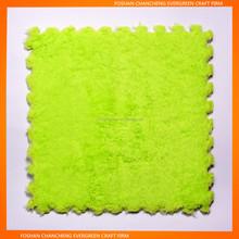 Children Soft Play Sponge Rubber Puzzle Interlocking Entrance Carpet Mat