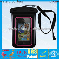 Lighter Smart Phone Dry Bag/ Waterproof PVC Bag supplier