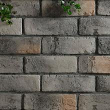 2015 New Design landscaping cement thin colorfull brick veneer