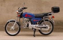 ALPHA 50 - 90cc Street Bike WJ50 with EEC