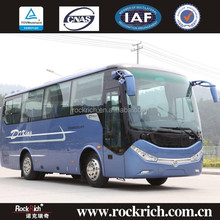 New design good quality diesel Euro 3 coach new prices