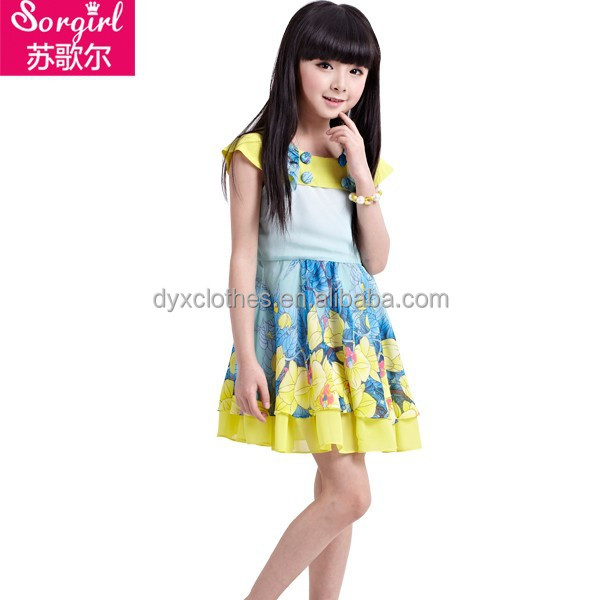 smart korean casual dress for beach party girls summer
