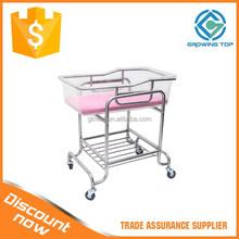 GT-B01 Stainless Steel Hospital baby bassinet