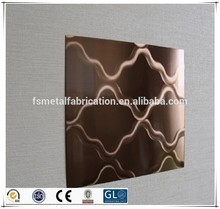 Colourful Decoration Sheet Stainless Steel