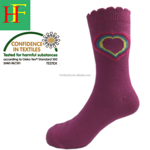 children love heart socks