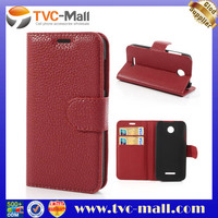 Wholesale Flip Case For Lenovo A390 Leather Case