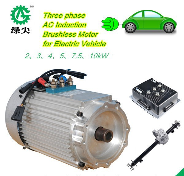 5kw 48v ac dc electric golf cart motor with cheap price for Golf cart motors electric