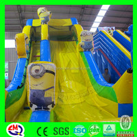 Children play heaven cheap inflatable water slides