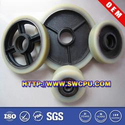 Plastic Nylon+ AluminumTiming Pulley Wheel