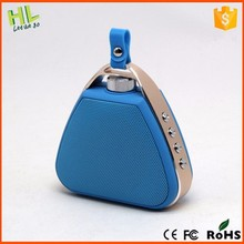 High-end latest with fm radio mini bluetooth speaker