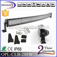 trailer led lights off road 4x4 100w led work light bar amber off road led light bars 4x4 accessory