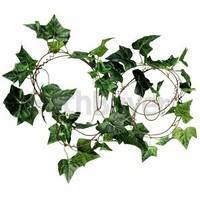 9FT Artificial Silk Ivy Foliage Green Leaf Wedding Festival Garland
