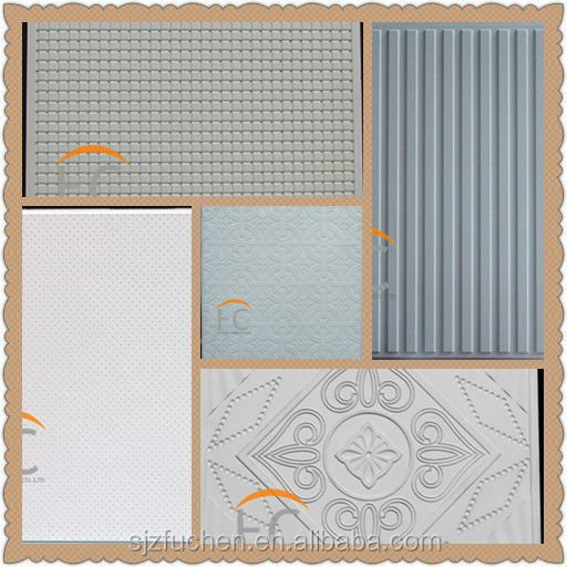 Types Of Gypsum Board : Wholesale decorative beautiful types of gypsum ceiling
