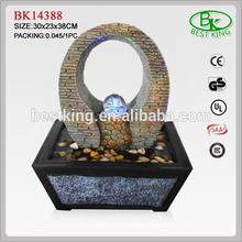 nuevo polyrsin feng shui fuentes de agua