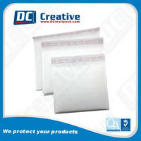 Poly bubble mailer made of LDPE