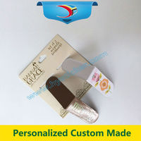 Promotional Plastic Craft Style Magnetic Bookmark