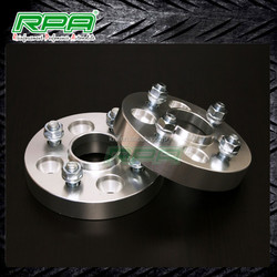 """1.5"""" 4x100 wheel spacer for BMW MINI Cooper high quality forging aluminum wheel adapter"""