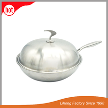 Factory Promotional Gift Set Tableware Stainless Steel Cooking Pots