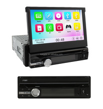 huifei wince 6.0 system 1 din car radio android 7 inch touch screen music player universal