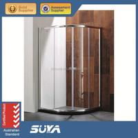 Shanghai SUYA Shower room shower room door type simple glass partition screen custom bath take a shower room