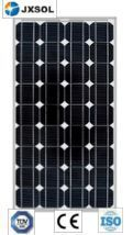 Top Quality Best price 100w mono PV module/solar panel with UL/TUV/MCS/CE/PV CYCLE