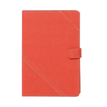 Professional protective stand cover snap on leather case for ipad Mini