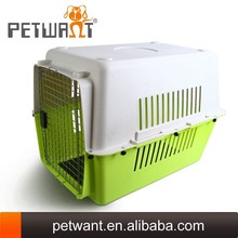 quality assurance dog kennel with wheels