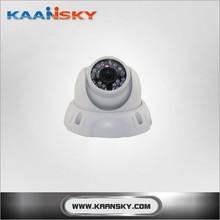 macchina fotografica di visione notturna a infrarossi in metallo impermeabile telecamera dome a 1080p CVI fotocamera hd