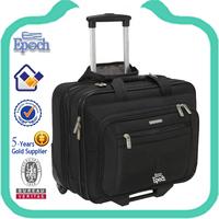 New design nylon trolley laptop cases