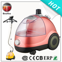 2015 new handheld vertical steam iron(automatic wind up)