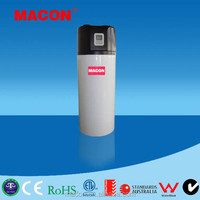 Macon china product tubular heat exchanger gas sauna heater all in one heat pump with solar