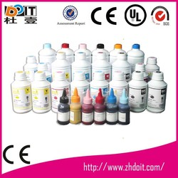 Textile ink printing on white and black t-shirt for Epson R2400/Pro 4800/Pro 7800/Pro 9800/Pro 4880C/7880C