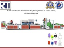 RT-Full Automatic Non-Woven Bag Machinery
