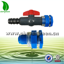 low price plastic pipe fittings PVC Tank Adapter Pipeline Fittings
