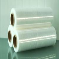 excellent transparent pvc/pe stretch film for pallet wrap