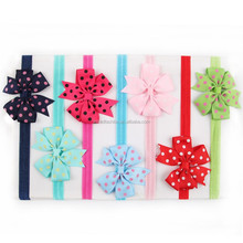 European and American children's jewelry baby hair band