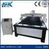 1300*2500mm professional stainless steel,iron, carbon steel cutting machine metal plasma cnc cutting machines