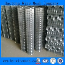 Alibaba express welded wire mesh / welded wire fence mesh 5x5