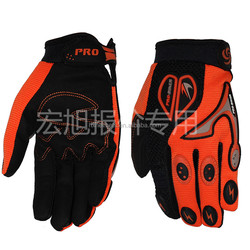 Orange Color New Motocross Gloves Motorcycle Motorbike Off-road Racing Dirt Bike Gloves