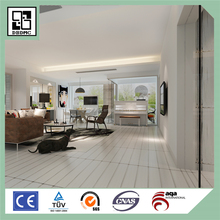 INDOOR Best loose lay pvc vinyl flooring / pvc plastic flooring coving