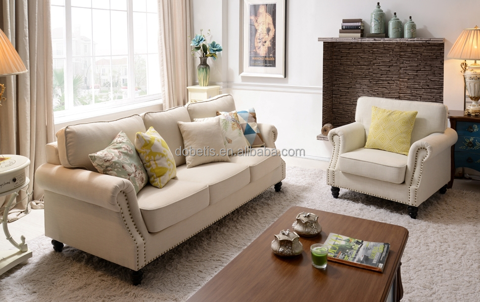 American Style Of 3 Seats Sofa Set For Living Room Furniture S3200 Buy Ame