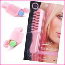 Hot Selling New Fashion Design Beauty hair chalk hair color comb Magic Hair Dye Comb