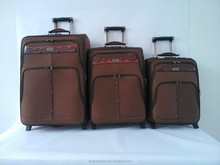 China cheap duffle bag luggage with 360 degree universal wheels
