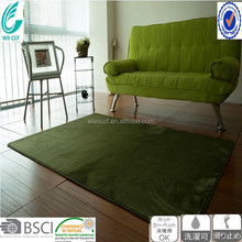 home textile microfiber polyester shaggy rug for children