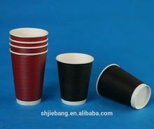 Tasse de café pour distributeur verre tasse et soucoupe ensemble dur en plastique tasses
