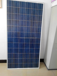 250w poly solar panel made in china