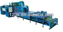 PW-5 Automatic cement roof tile painting machine