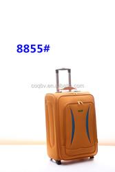 Personalized travel PU luggage