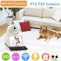 baby monitor 720p ir day and night wireless ip camera